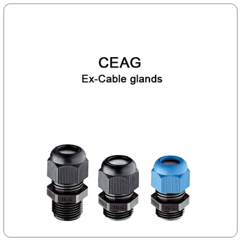 CEAG Ex-Cable Glands