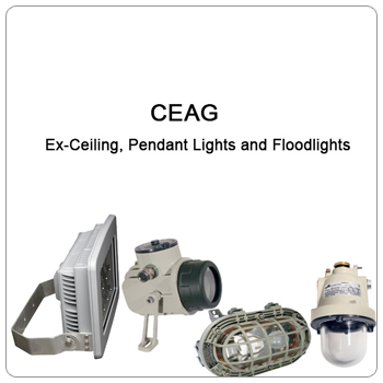 CEAG Ex-Ceiling