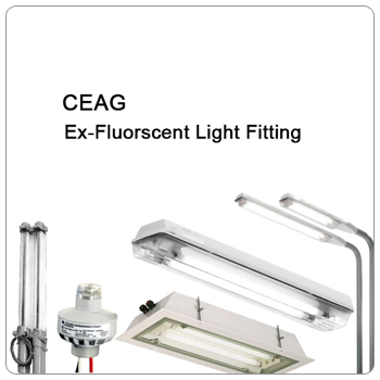 CEAG Ex-Fluorscent light