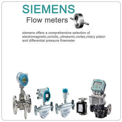 SIEMENS Flow meters