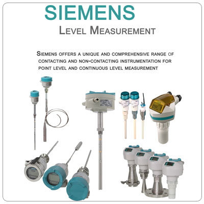 SIEMENS Level Measurement