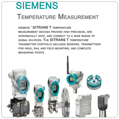 SIEMENS Temperature