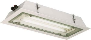 چراغ فلورسنت سقفی