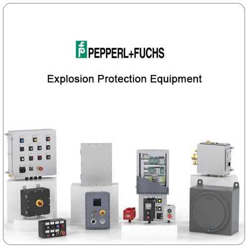 Ex protection equipment